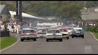 2011 Goodwood Revival – St Mary's Trophy Race [HD]