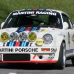 Very Loud and Awesome Historic Racecars and Vintage Motorbikes at Arosa Classic Car 2016