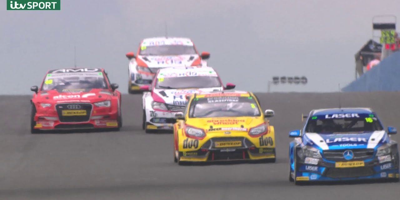 Story of the Day | Knockhill | BTCC 2017