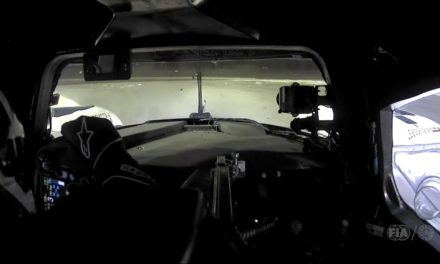 Bahrain Free Practice Night Session – onboard lap in Toyota TS050 Hybrid commented by Allan McNish