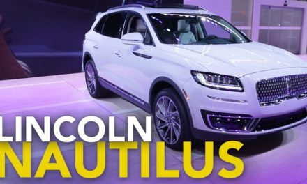 2019 Lincoln Nautilus First Look – Specs You Need to Know