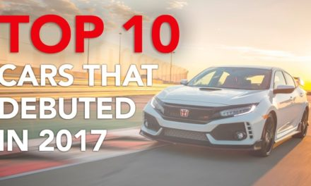 Top 10 Best New Cars that Debuted in 2017: Tesla Roadster, Honda Civic Type R and More
