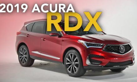 2019 Acura RDX First Look – 2018 Detroit Auto Show
