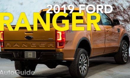 2019 Ford Ranger First Look – 2018 Detroit Auto Show