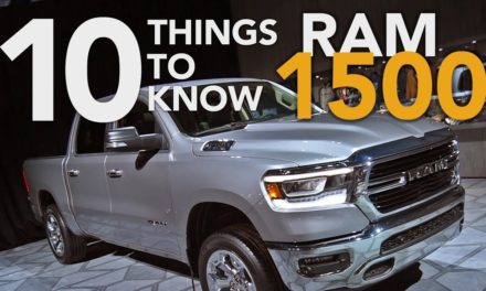 2019 Ram 1500: The 10 Things to Know  – 2018 Detroit Auto Show