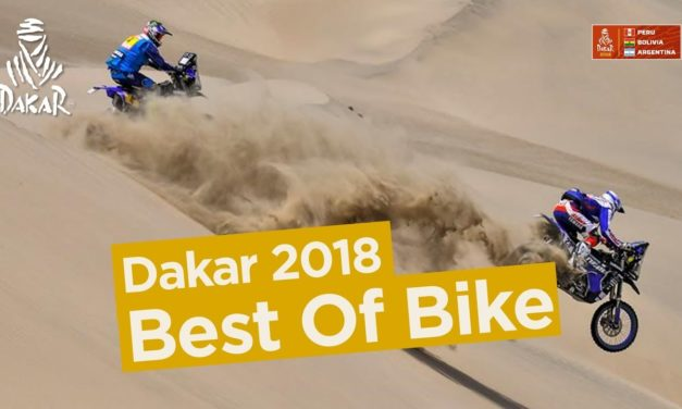 Best Of Bike – Dakar 2018