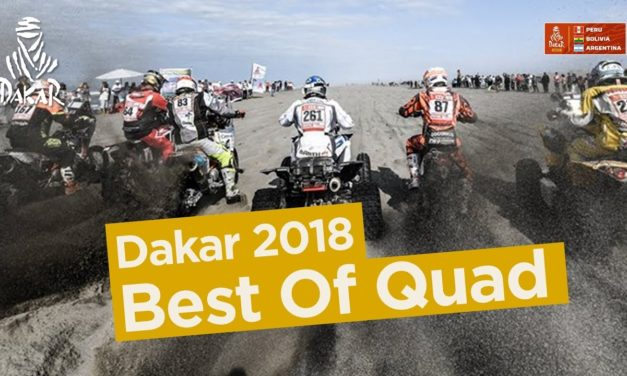 Best Of Quad – Dakar 2018