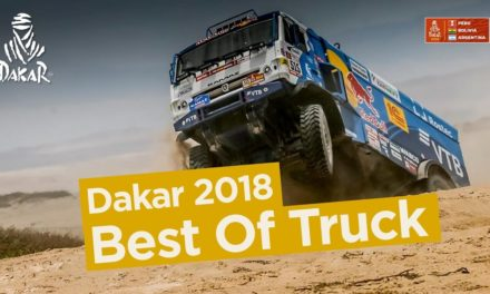 Best Of Truck – Dakar 2018