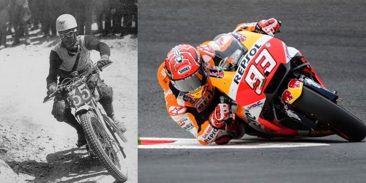 Evolution of MotoGP Riding Styles – From Leaning Out to Elbow Dragging