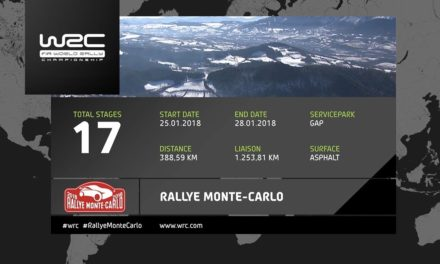 WRC – Rallye Monte-Carlo 2018: The 17 Stages