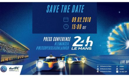 REPLAY – 24 Hours of Le Mans and WEC Super Season Launch Press Conference.