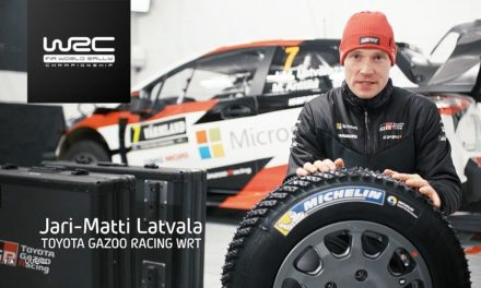 """WRC 2018: Tech Special """"Studded Snow Tyres"""""""