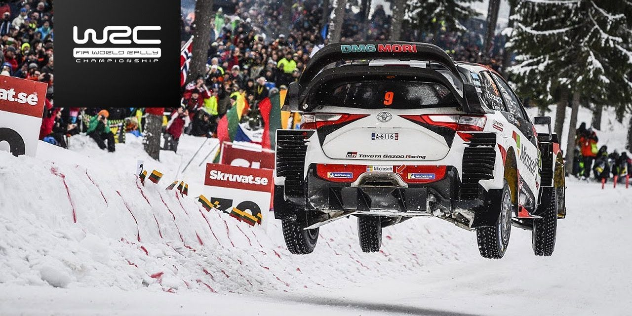 WRC – Rally Sweden 2018: Highlights Stages 9-11