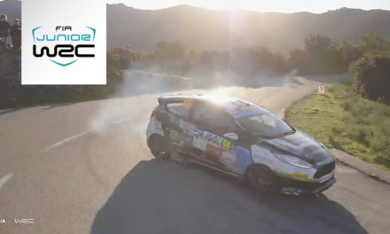 Junior WRC – Corsica linea – Tour de Corse 2018: HIGHLIGHTS Saturday