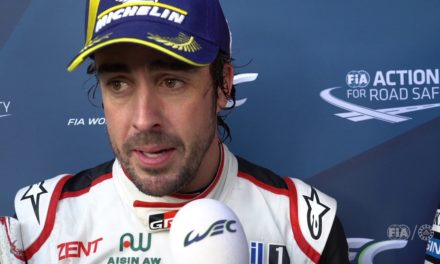 "2018 Total 6 Hours of Spa-Francorchamps – Fernando Alonso ""I'll be here all night long"""