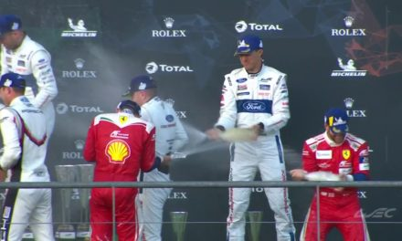 2018 Total 6 Hours of Spa-Francorchamps – LMGTE PRO Champagne Ceremony