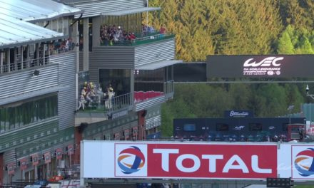 2018 Total 6 Hours of Spa-Francorchamps – LMP2 Champagne Ceremony