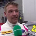 Chris Smiley on his best BTCC finish yet