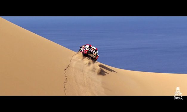 Most beautiful images of Peru – Dakar 2018