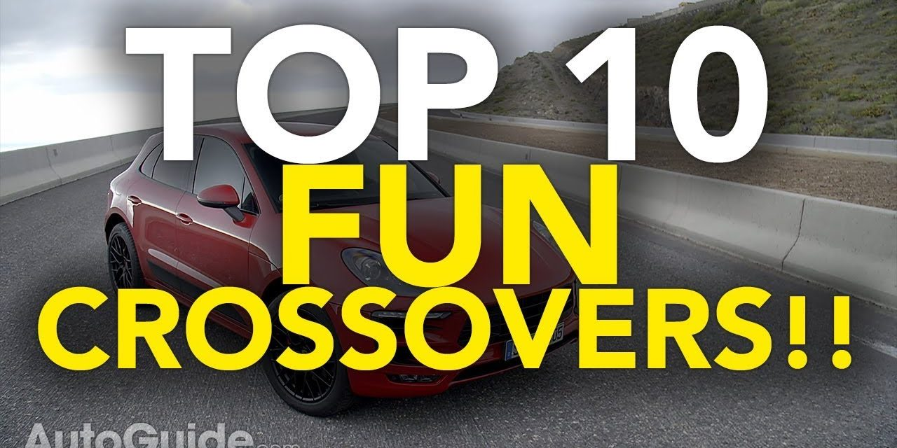 top 10 most fun to drive suvs best crossovers for drivers circuit chasers. Black Bedroom Furniture Sets. Home Design Ideas