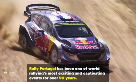 WRC – Vodafone Rally de Portugal 2018: Facts & Figures