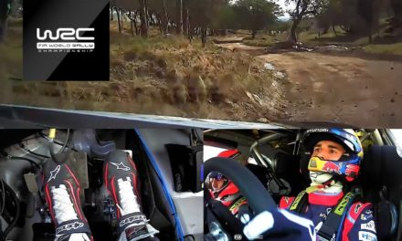 WRC – YPF Rally Argentina 2018: ONBOARD Sordo SS05