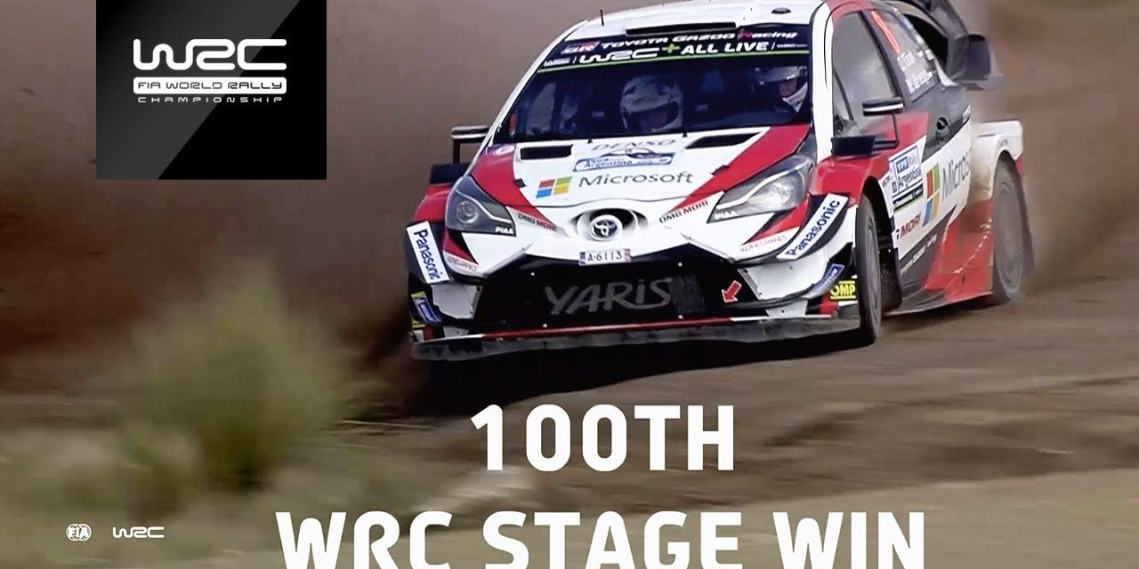 WRC – YPF Rally Argentina 2018: Top 5 Highlights