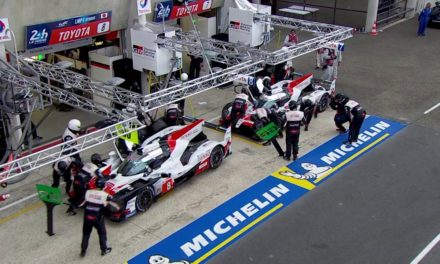 2018 24 Hours of Le Mans – Highlights from 5PM to 7PM