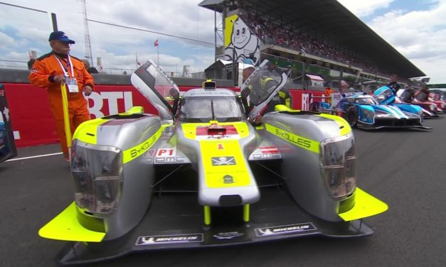 2018 24 Hours of Le Mans – Race start highlights