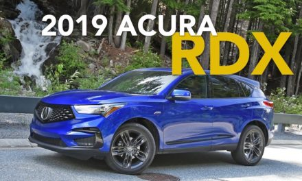 2019 Acura RDX Review: Craig Cole Makes Some Puns