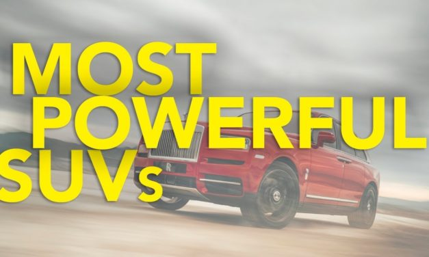 Top 10 Most Powerful SUVs: 2018 | SUVs with the Most Horsepower