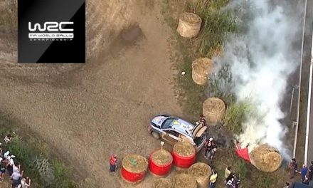 WRC – Rally Italia Sardegna 2018: TOP 5 HIGHLIGHTS
