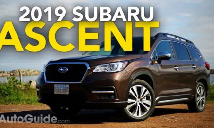 2018 Subaru Ascent Review: 19 Cupholders and much more!